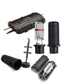 Fiber Optic Splice Closures / Terminals & Accessories
